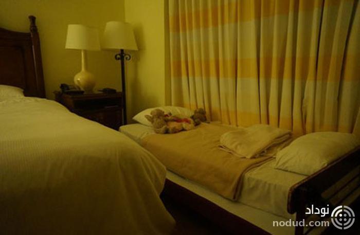تخت تاشو Roll-A-Way-Bed