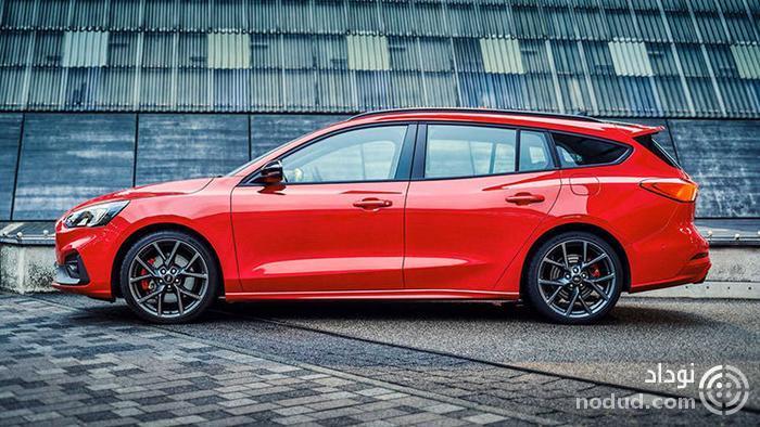 Ford Focus ST wagon / استیشن واگن فورد فوکوس