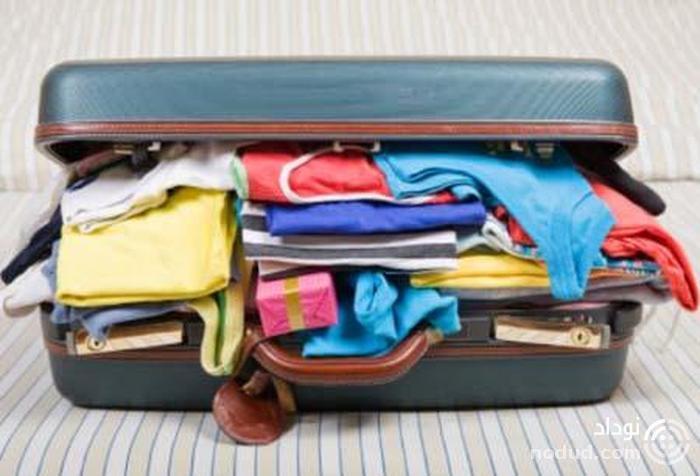 بسته بندی توشه و وسایل سفر