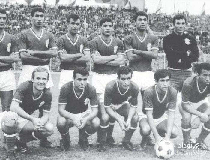پیام AFC در سالروز نخستین قهرمانی ایران در آسیا