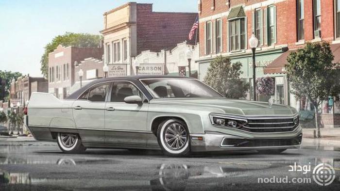 خودروهایی اروپایی که به نمونه هایی آمریکایی تبدیل شده اند!