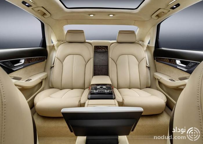 تأیید رسمی تولید آئودی A8 فوق لوکس