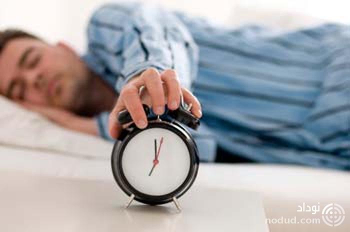 نداشتن خواب کافی