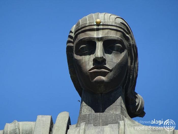 تاریخچه مجسمه مادر ارمنستان
