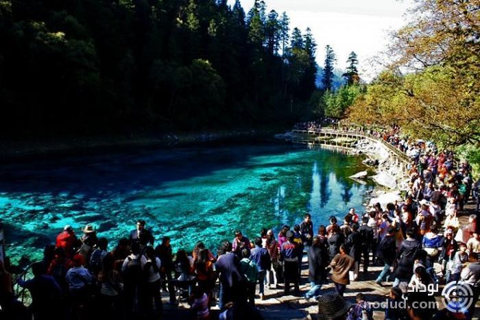 پارک ملی جیوژایگو در هفته طلایی