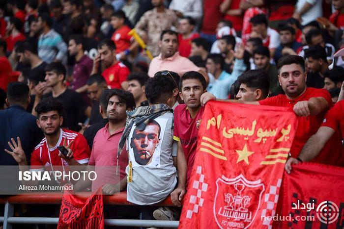 گزارش  از حواشی دیدار فینال جام حذفی