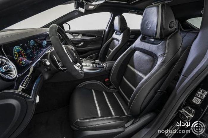 الماس سیاه برابوس! ارتقای قابل توجه مرسدس-ای ام جی GT 63 S