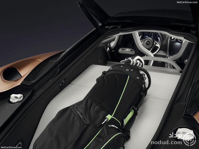 رندر جذاب مک لارن GT اسپایدر، خودرویی که تولید نمی شود…