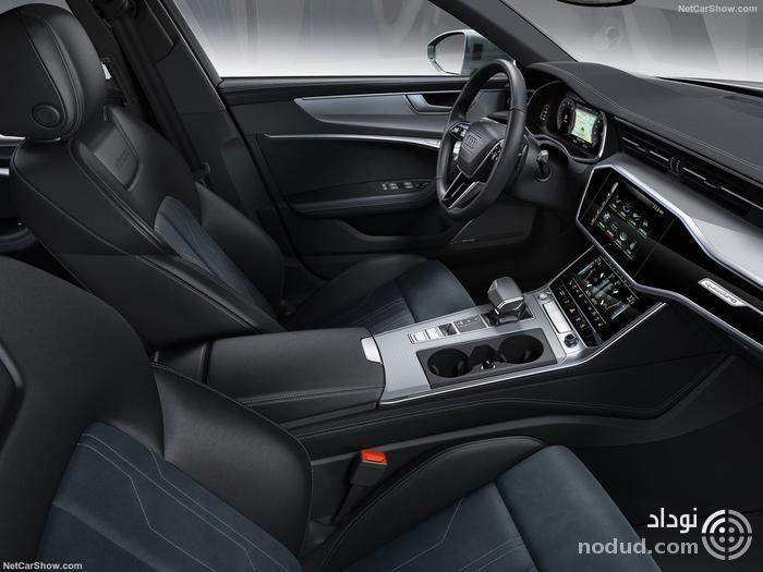 معرفی نسل جدید آئودی A6 آلرود، استیشنی با طعم کراس اوور