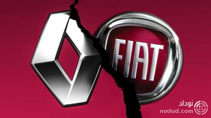 فیات-کرایسلر پیشنهاد ادغام با رنو را پس گرفت!