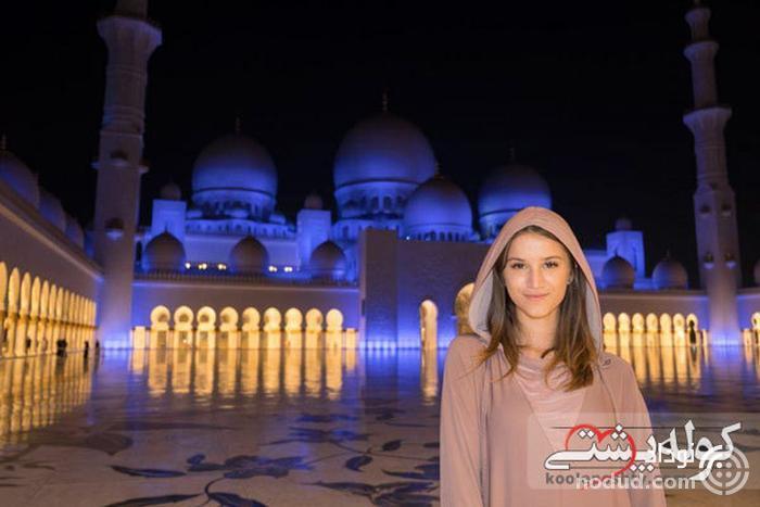 لکسی آافورد در دبی
