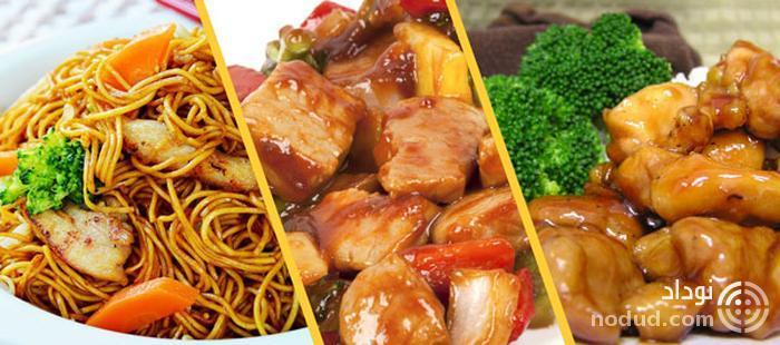 خوراک و غذا در شانگ های