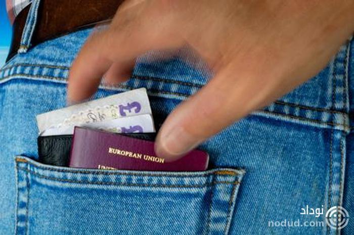 پول خود را در جا های مختلف بگذارید