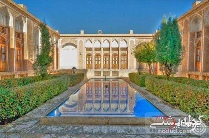 زیباترین خانه های یزد