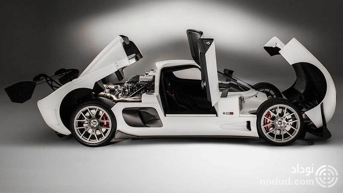 معرفی اولتیما RS با قدرت چشمگیر 1200 اسب بخاری