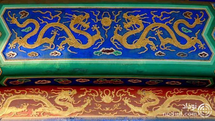 راز و رمز های چینی در معبد بهشت