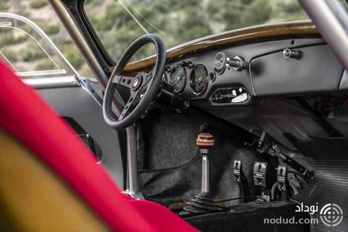 پورشه 356 RSR، کهنه سرباز تازه نفس