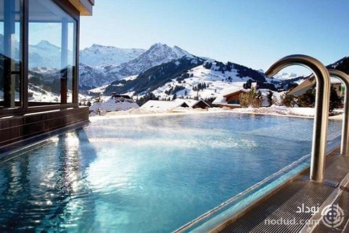 هتل کمبریان (Cambrian Hotel)، سوئیس
