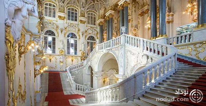 موزه آرمیتاژ، سنت پترزبورگ