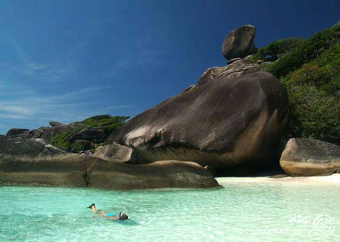 جزایر آندامان، تایلند
