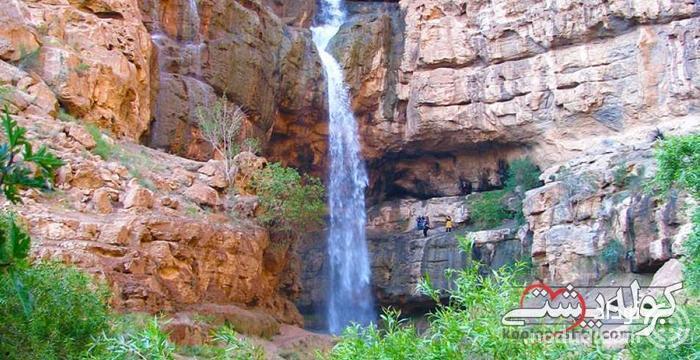 آبشارهای یزد