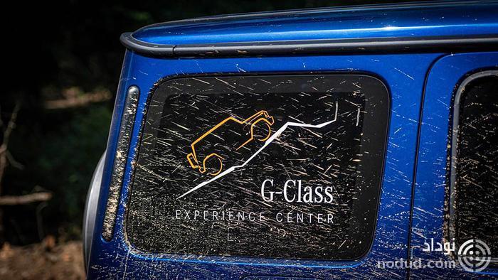 40 سال با مرسدس بنز G کلاس، قوی تر از زمان!