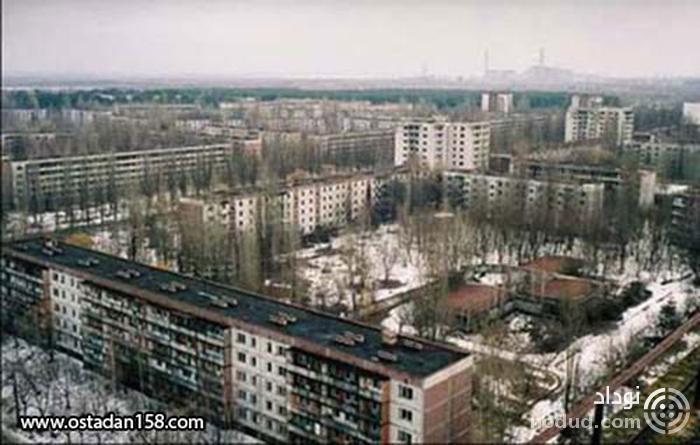 چرنوبیل، اوکراین