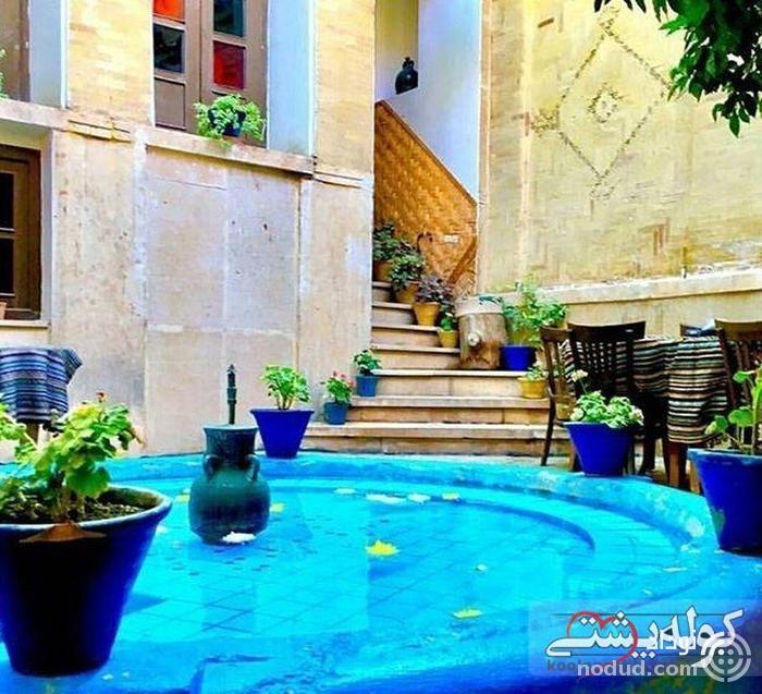 خانه های قدیمی شیراز