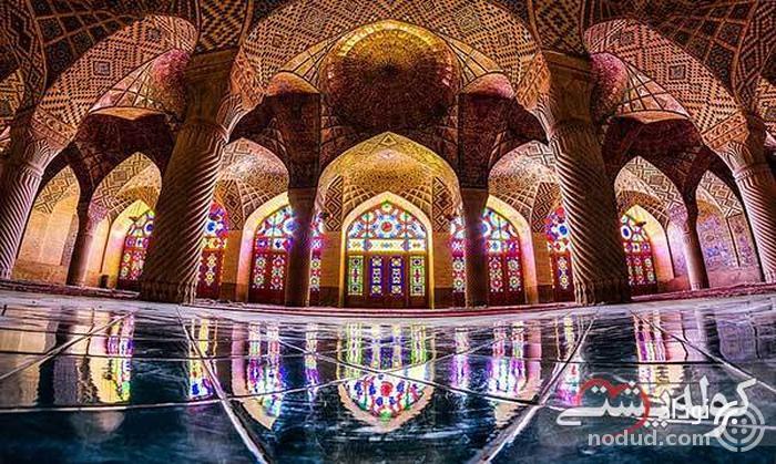 نارنجستان قوام شیراز، شاهکاری دیگر در باغ های ایرانی