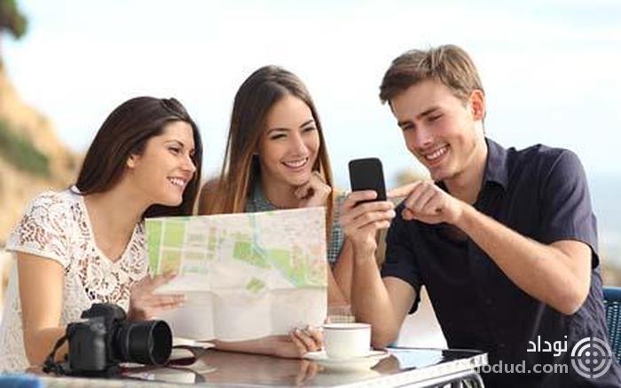 نقشه راهنمای سفر را دانلود کنید