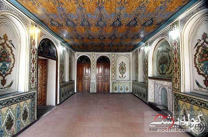 ساختمان اداری نارنجستان قوام