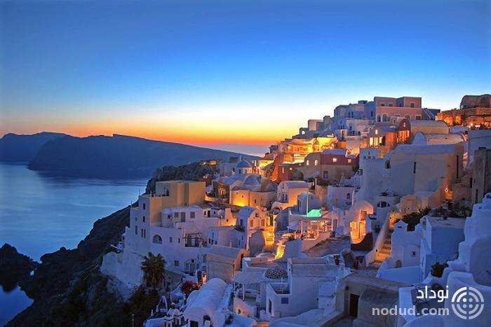 با رمانتیک ترین جزایر جهان آشنا شوید