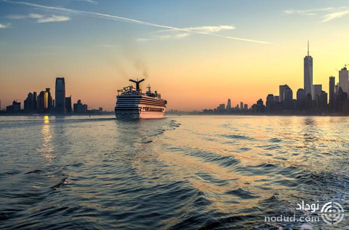 جزیره منهتن (Island of Manhattan)