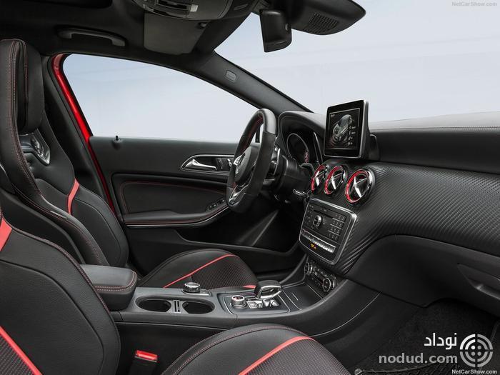 مرسدس A45 AMG، محبوب ترین هاچ بک اسپرت دنیا به انتخاب مخاطبین پدال
