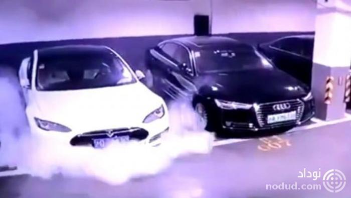 بررسی ایمنی خودروهای الکتریکی در چین