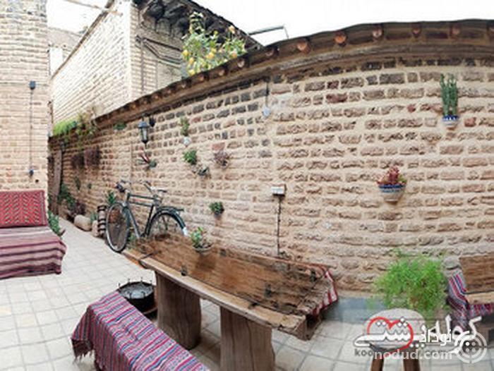 خانه سنتی ستایش، اولین آرت رزیدنسی در شیراز