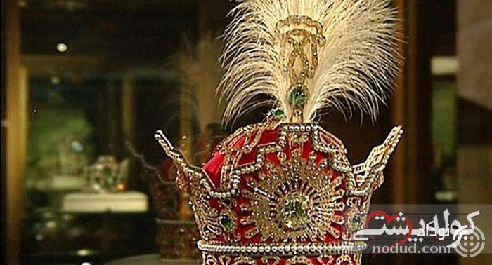تاج کیانی؛ شکوه و عظمت پادشاهی