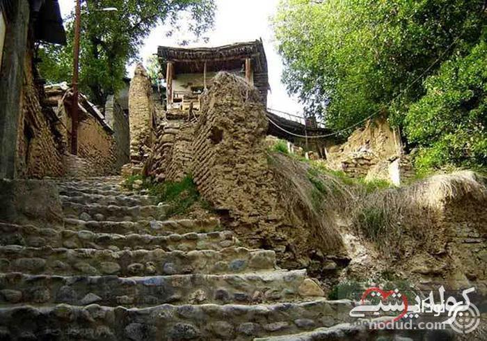 روستای برغان، مجموعه ای تاریخی