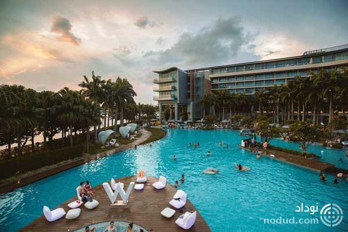 هتل W سنگاپور - سنگاپور
