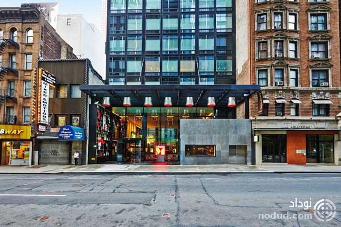 هتل CitizenM - نیویورک