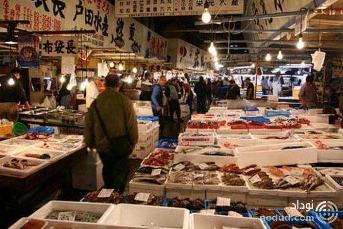 بازار ماهی، توکیو