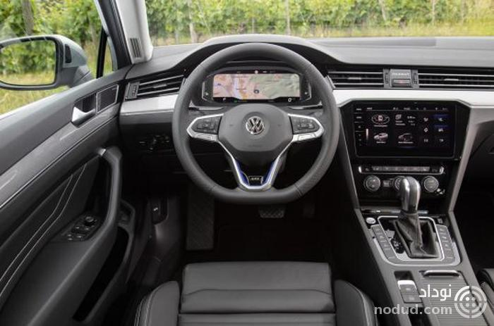 تجربه رانندگی با فولکس واگن پاسات GTE استیت جدید