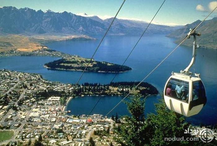 نیوزلند - جنگل و منابع طبیعی بکر