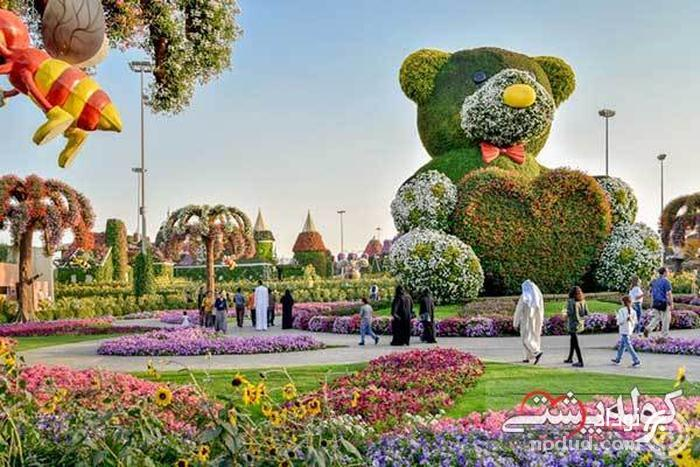 باغ گل دبی و هر آنچه که باید درباره آن بدانید