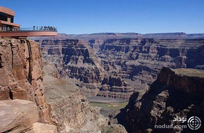 ترس از ارتفاع: گراند کانیون پارک ملی