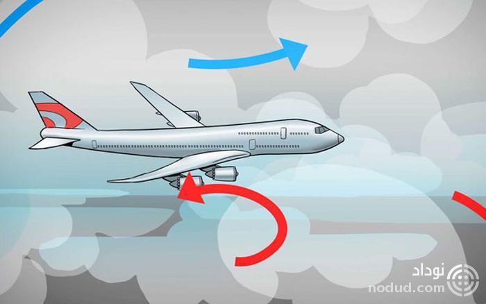 چاله هوایی (Turbulence) چیست؟