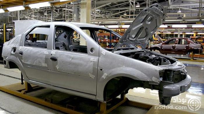 جدیدترین آمار تولید خودرو در کشور، تداوم روند نزولی…