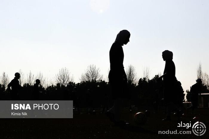 حسرت بانوان فوتبالیست ایران: جام جهانی و آرزویی که محقق نشد