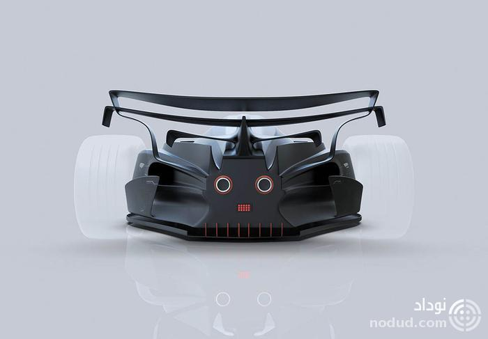 خودروهای فرمول 1 آینده چه شکلی خواهند بود؟!