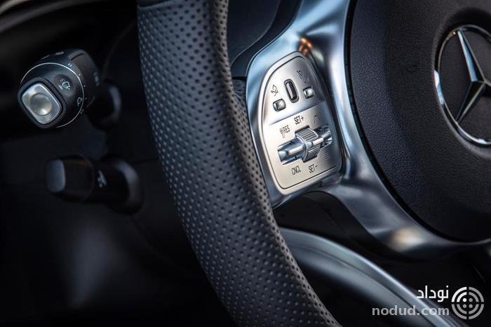 اولین تجربه رانندگی با مرسدس GLC 300 کوپه فیس لیفت